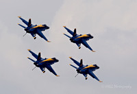 "Thunder Over Michigan 2011 ""Blue Angels"""